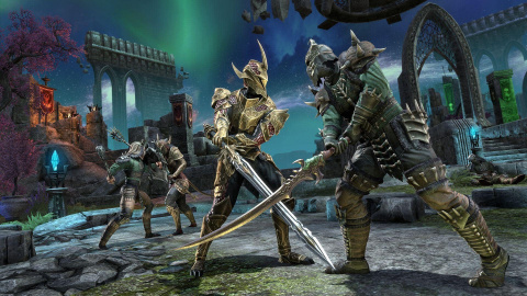 The Elder Scrolls Online : le DLC Wrathstone débarque sur consoles