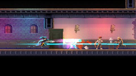 Katana ZERO : Le DLC et le mode speedrun devraient arriver d'ici la fin du mois