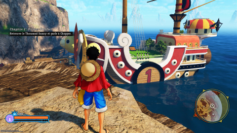 Test One Piece World Seeker A Simple Step With A Certain Charm In The Search For Luffy