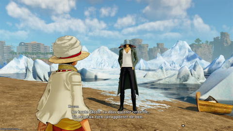 One Piece : World Seeker – Une simple étape dans la quête de Luffy