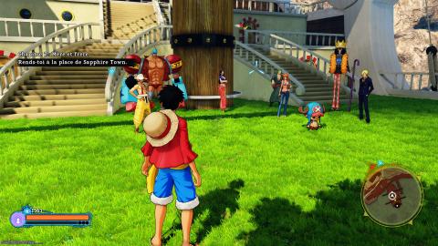 One Piece : World Seeker évoque ses contenus gratuits à venir