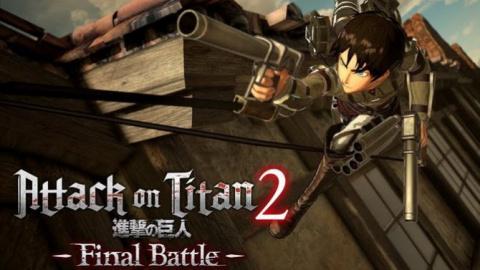 Attack on Titan 2 : Final Battle sur PS4