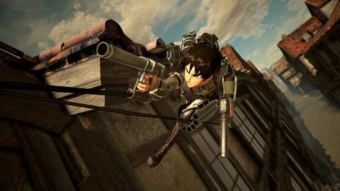 Attack on Titan 2 : Final Battle - une extension pour couvrir la troisième saison de l'anime