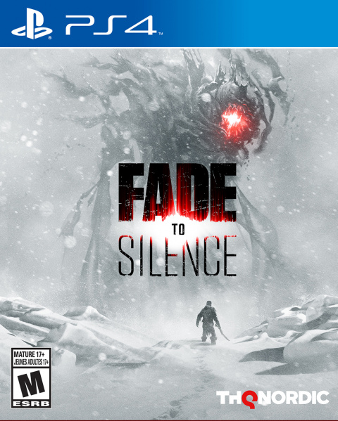 Fade to Silence sur PS4