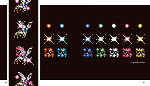 FF Pixel : l'ouvrage dédié au pixel art de Final Fantasy arrive en juin