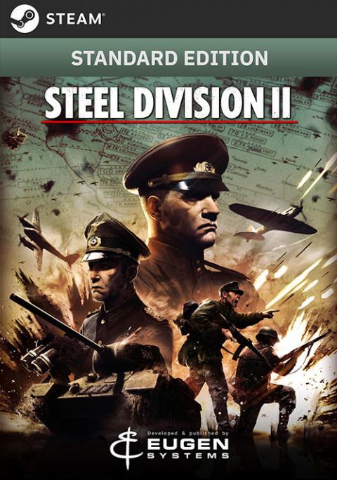 Steel Division 2 sur PC