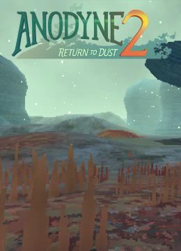 Anodyne 2: Return to Dust sur PS4