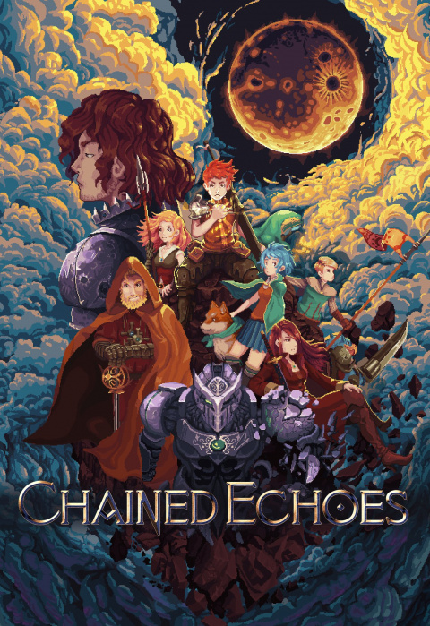 Chained Echoes sur PS4
