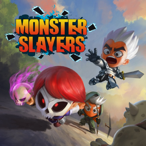 Monster Slayers sur Vita