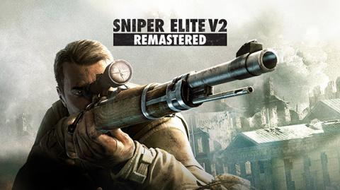 Sniper Elite V2 Remastered sur Switch