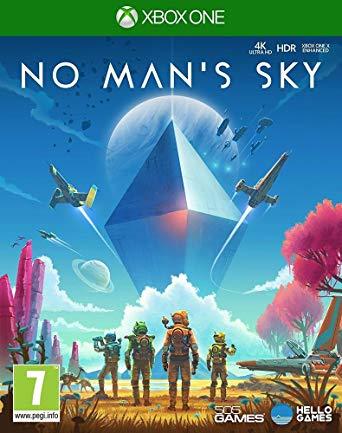 No Man's Sky sur ONE