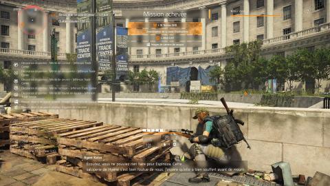 Tom Clancy's The Division 2 à 9,99€ sur PS4
