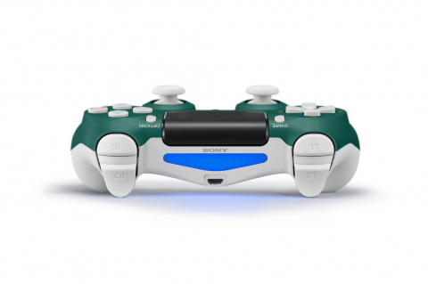 PlayStation 4 : La manette Alpine Green arrive dans un mois