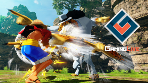 One Piece : World Seeker - On combat et on prend le temps d'explorer l'Ile Prison