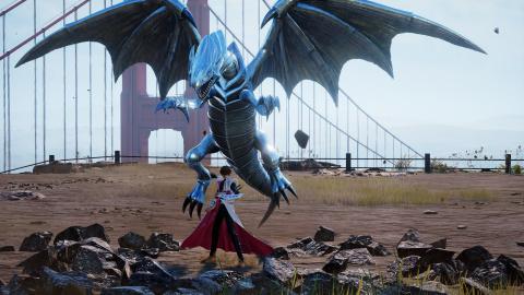 Jump Force : Seto Kaiba invoque son Dragon Blanc aux Yeux Bleus en images