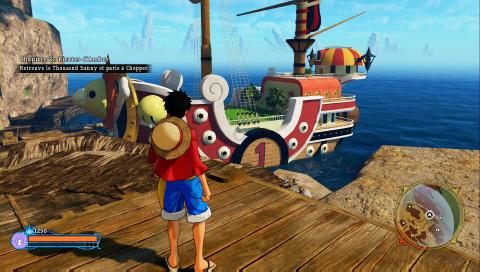 Chapitre 2 : Pirates d'Amber