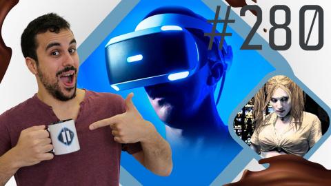 Pause Cafay #280 : Vers un PlayStation VR non-câblé ?