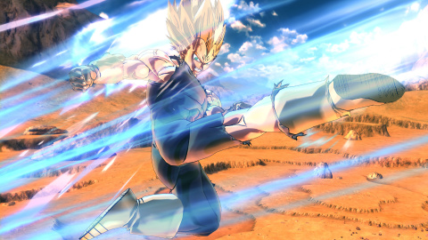 Dragon Ball Xenoverse 2 : La version free-to-play n'est pas prévue sur Switch et PC