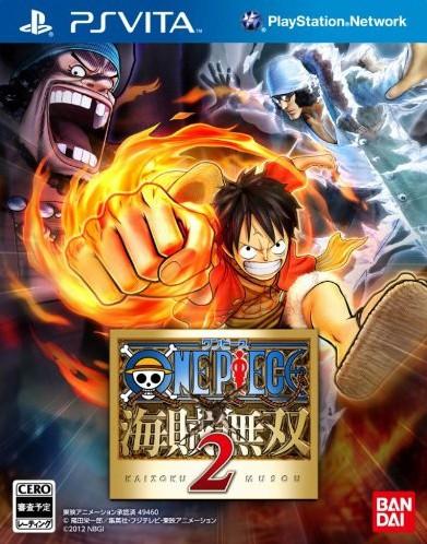 One Piece : Pirate Warriors 2 sur Vita