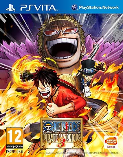 One Piece : Pirate Warriors 3 sur Vita
