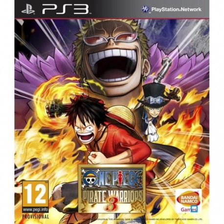 One Piece : Pirate Warriors 3 sur PS3