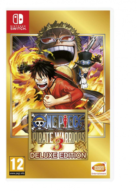 One Piece : Pirate Warriors 3 sur Switch
