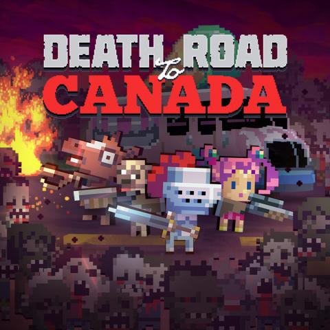 Death Road to Canada sur PS4