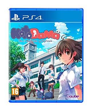 Kotodama : The 7 Mysteries of Fujisawa sur PS4