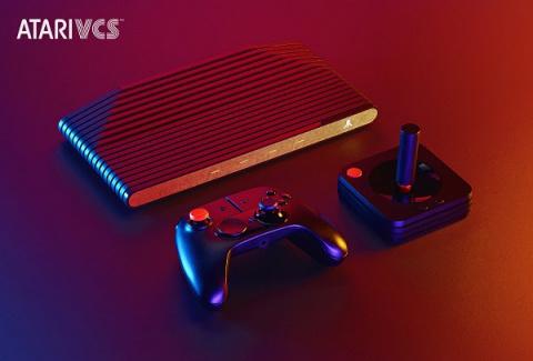 Atari VCS : la box change de processeur et repousse sa sortie