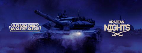 Armored Warfare : Arabian Nights sur PC