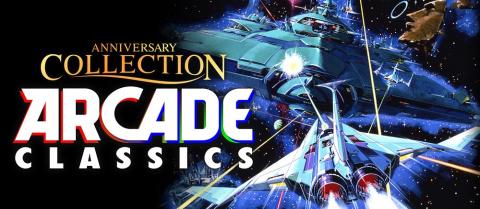 Arcade Classics Anniversary Collection : Konami fête ses 50 ans avec une compilation nostalgique