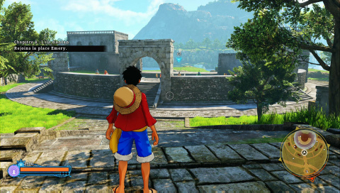 Chapitre 8 : L'île d'antan