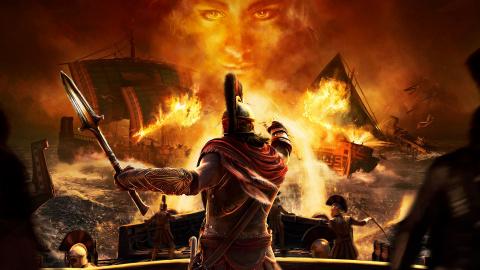 Assassin's Creed Odyssey : Legs de la première lame - Un DLC pour les fans