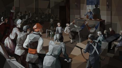 We. The Revolution : Servez la Justice pendant la Révolution Française
