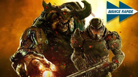 Avance Rapide : Doom Eternal, plus fort, plus fou, plus violent ?