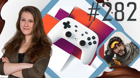 Pause Cafay #282 : Google se lance dans le jeu-vidéo