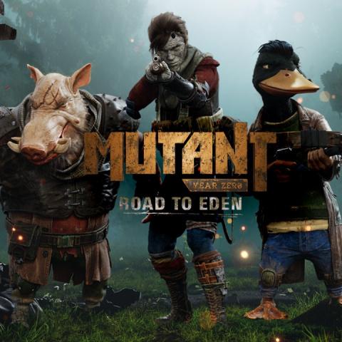 Mutant Year Zero : Road to Eden sur Switch