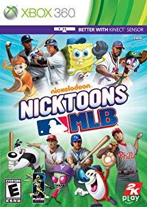 Nicktoons MLB sur 360