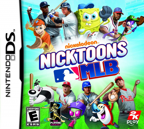 Nicktoons MLB sur DS