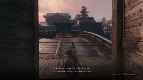 Sekiro : Shadows Die Twice - L'esprit de Tenchu, l'âme des Souls