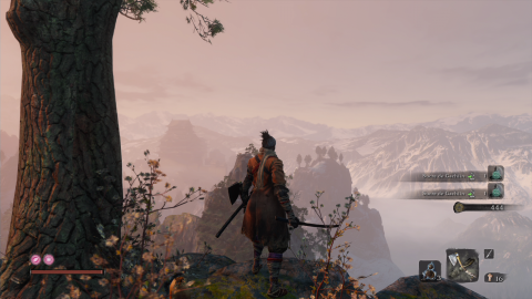 Soldes Xbox One : Sekiro Shadows Die Twice en réduction à -60%