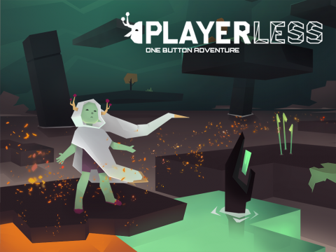 Playerless : One Button Adventure sur PC