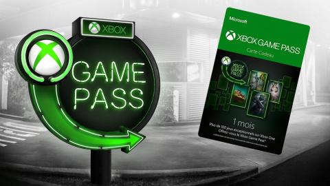 Xbox Game Pass : Distribution de 20 000 codes 1 mois pour découvrir le service !