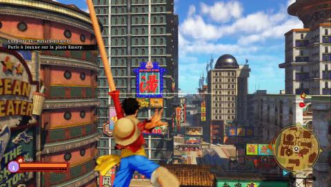 One Piece : World Seeker - Sabo et Trafalgar Law jouables via les DLC ?
