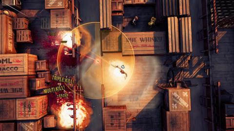 Epic Games Store - Deux jeux, dont God's Trigger, seront gratuits la semaine prochaine