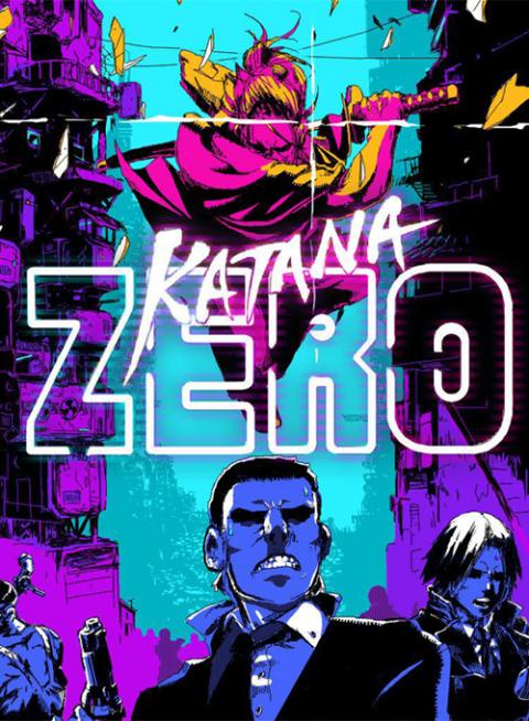 Katana Zero sur Switch