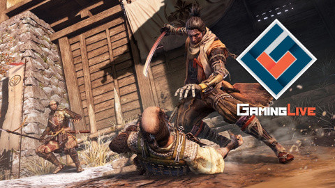 Sekiro Shadows Die Twice - Un shinobi face à tous les dangers