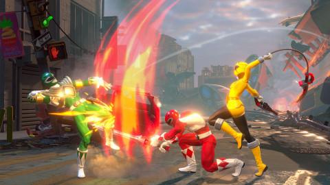 Power Rangers : Battle for the Grid - les Rangers s'affronteront la semaine prochaine sur consoles