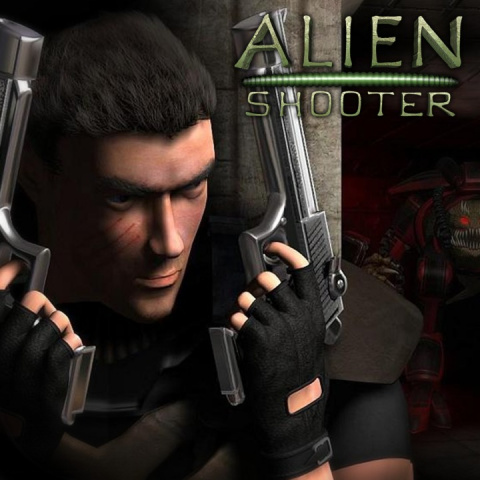 Alien Shooter sur Vita