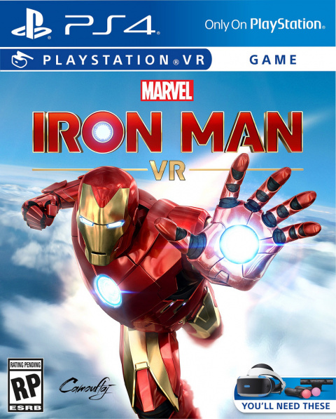 Marvel's Iron Man VR sur PS4